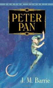 peter-pan-j-m-barrie-paperback-cover-art